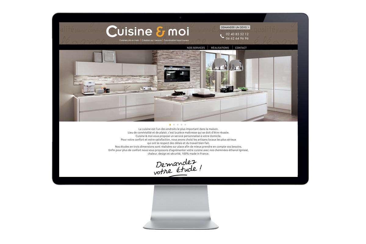 Webdesign et création graphique de charte pour le web et les documents d'édition - Studio Vert Anis à Nantes
