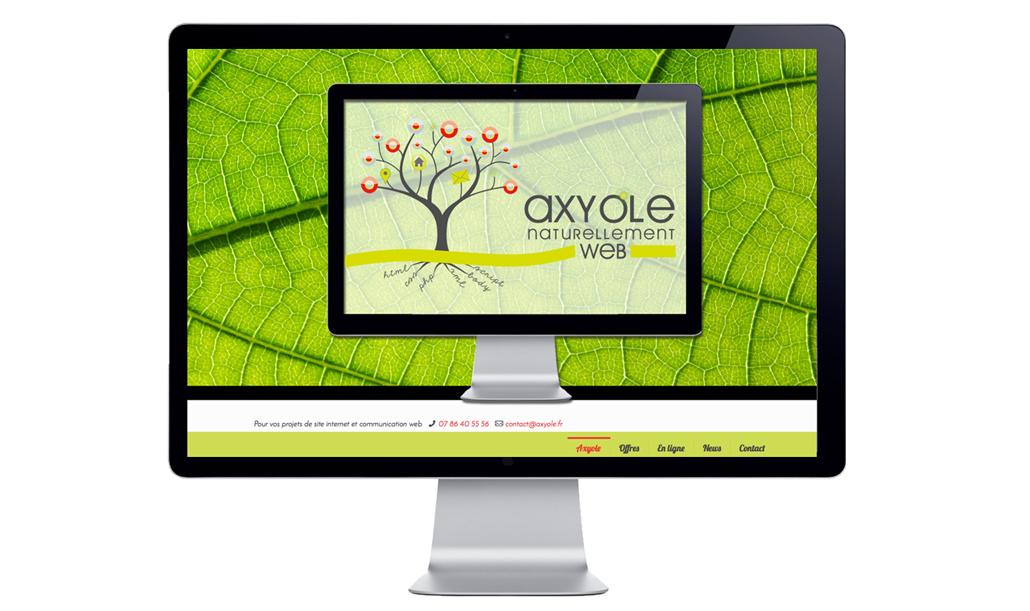 webdesign à  Nantes - Studi Design Graphique Vert Anis