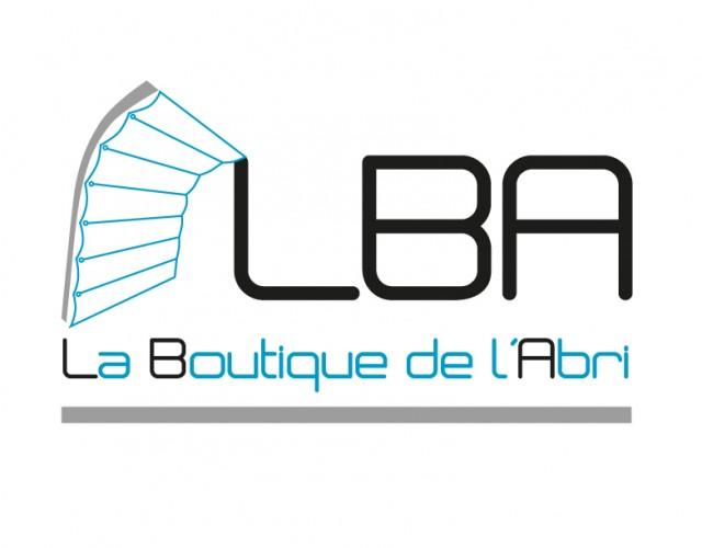 Création de logo LBA - Studio graphique Vert Anis à Nantes