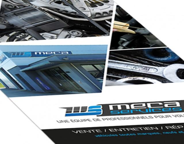 Plaquette de présentation_Meca Services_création graphique studio Vert Anis à Nantes