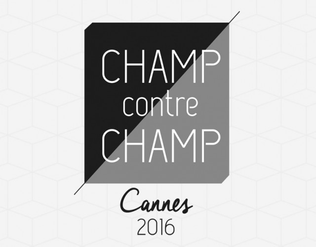 création identité visuelle Champ contre ChampNantes - Studio design graphique Vert Anis